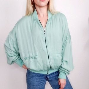 Urban Outfitters Silence & Noice Track Jacket 525